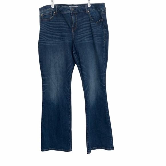 Torrid Slim Boot Denim Jeans Sz 20R